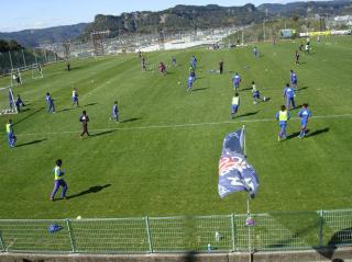 サッカー観戦 2008.2.16