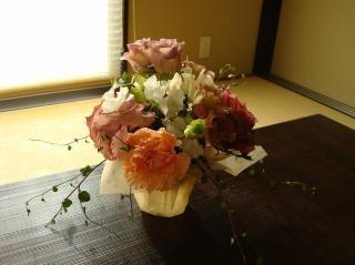 御結婚おめでとうございます 2008.3.9