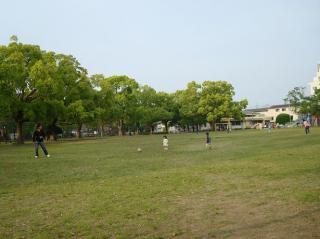 都城の神柱公園 2008.4.27