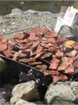 肉だらけ・・・