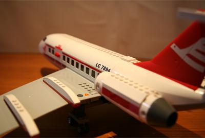 『レゴシティ 空港』