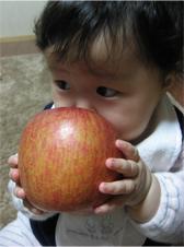 大きなりんご
