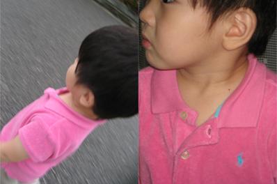 男の子だってピンクが好き!