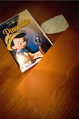 ピノキオのDVDをみて・・・