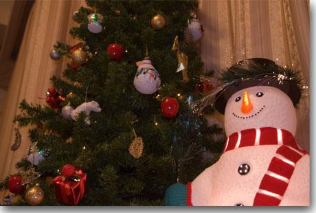 我が家のクリスマスツリーたち・・・