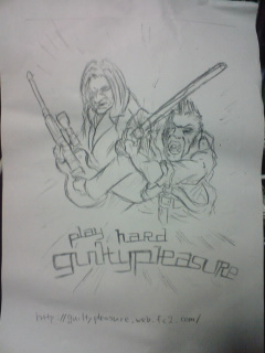 Guiltypleasure 080522 フライヤー