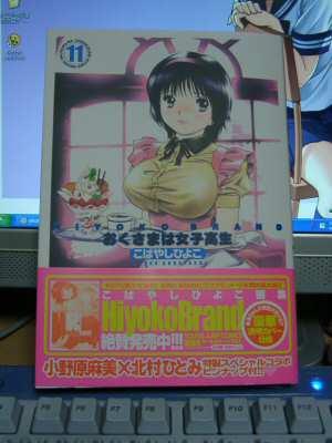 おくさまは女子高生 コミック11巻