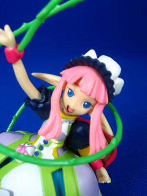 フィギュアコレクション いばら姫 001