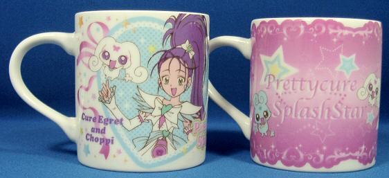 プリキュアS☆Sマグカップ 002