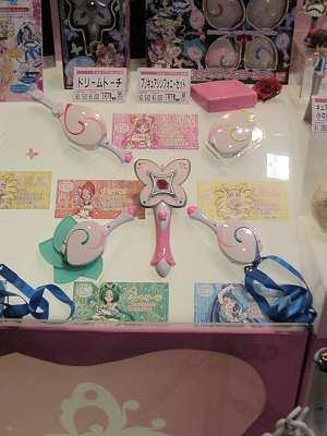 2007東京おもちゃショーのプリキュアさん 005