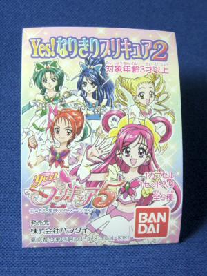 Yes!なりきりプリキュア2 001