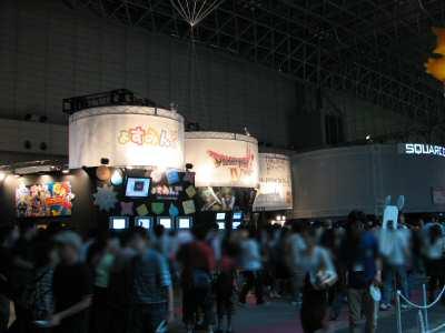 東京ゲームショウ2007 001