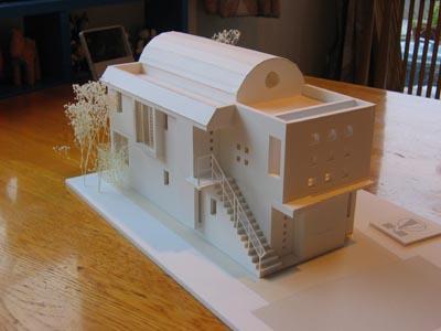 ACT-1模型写真 西北
