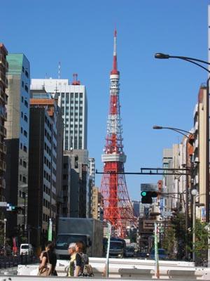 東京タワ-