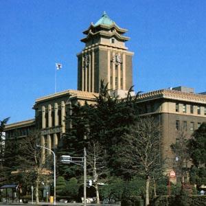 名古屋市庁舎