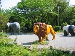 緑山の動物公園-10