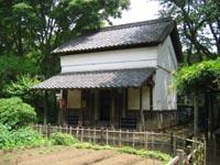 岡本民家園-蔵