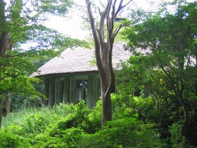 箱根樹木園休憩所