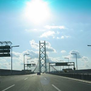 明石大橋.