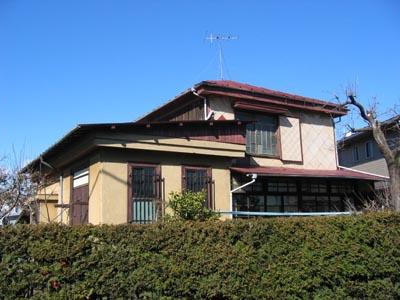 八幡山の洋館-2