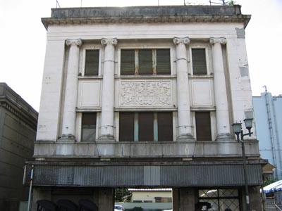 川越の看板建築1