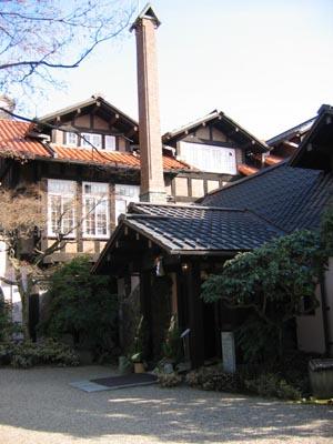 大山崎山荘美術館外観2