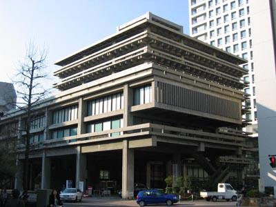 香川県庁舎外観-3