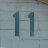公団烏山第一住宅-11号表