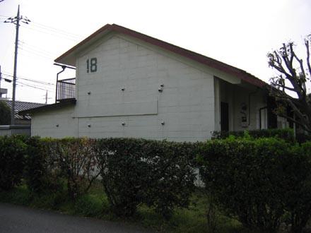 公団烏山第一住宅-18東側
