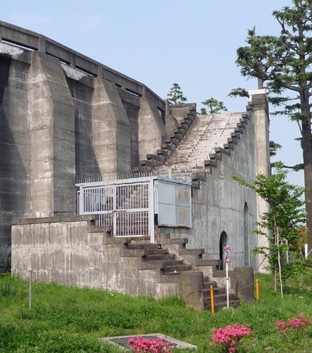 和田堀浄水場2