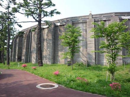 和田堀浄水場3.