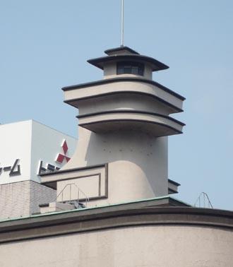 三菱倉庫塔