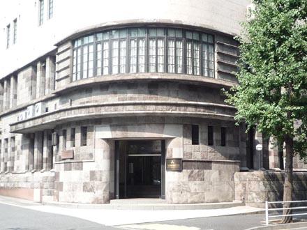 三菱倉庫入口詳細
