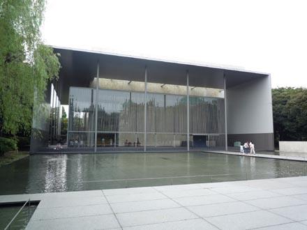 法隆寺法物館外観①.