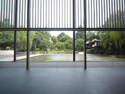 法隆寺法物館ホール④