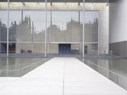 法隆寺法物館外観③