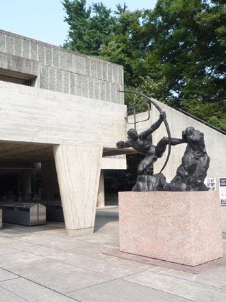 国立西洋美術館彫刻