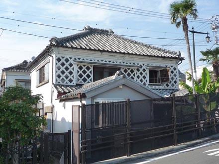 なまこ壁の家2