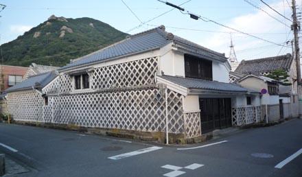 なまこ壁の家3