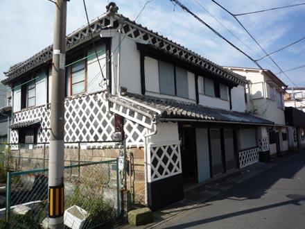 なまこ壁の家4