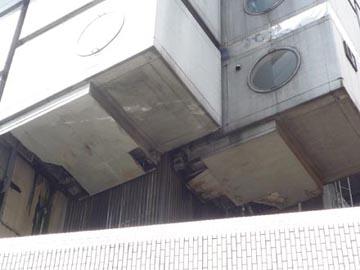 中銀カプセルタワーユニット詳細