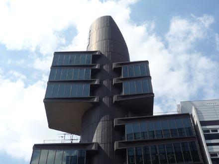静岡新聞社ビル④