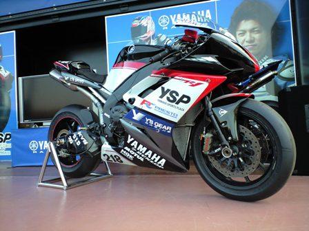 yamaha・R1・SBK
