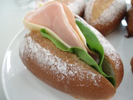 サンドイッチ風
