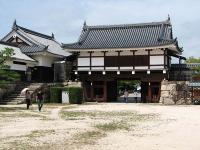 広島城・表御門(内側)