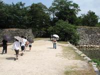 広島城・中御門跡枡形