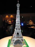 フランス共和国:パリのセーヌ河岸(エッフェル塔)