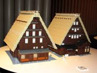 日本国:白川郷・五箇山の合掌造り集落