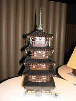 日本国:法隆寺地域の仏教建造物(法隆寺五重塔)