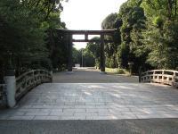 二ノ鳥居と神橋